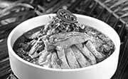 """優惠券縮略圖:辛香匯名菜缽缽雞,""""涼拌瓦塊雞""""的辛香匯版本"""